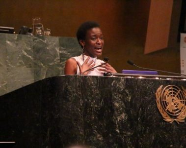 United Nations, Sheilla Akwara