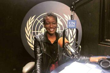 Sheilla Akwara, United Nations