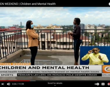 Jenga Africa on Citizen TV